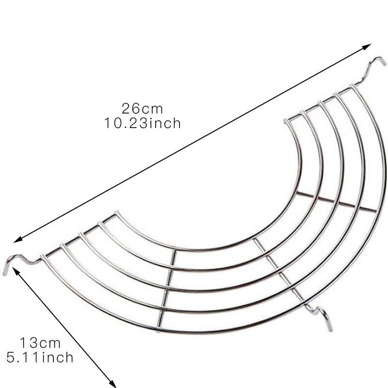 Stainless Steel Cooling Rack Tempura Strainer 4