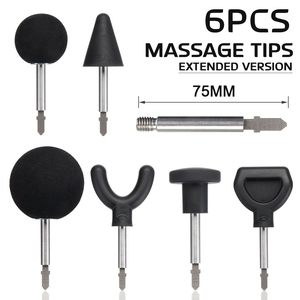 6Pcs/Set 75mm Muscle Relaxatio