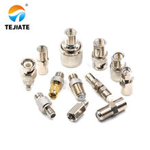 1PCS FME Adapter FME Male-Female Header SMA/F/BNC/TNC/UHF Walkie-talkie Connector