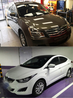 30ML Car Wash Cleaning Agent GSLS High Gloss Ceramic Car Coating Kit Liquid Glass Nano Plated Crystal Ceramic Auto Paint Care 2
