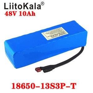 Image 4 - LiitoKala e bike battery 48v 10ah li ion battery pack bike conversion kit bafang 1000w and charger