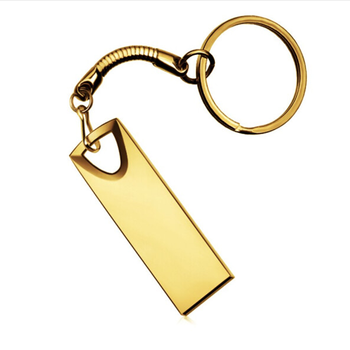 Classical New Metal Fast Speed USB 2.0 Memory flash pen drive with key chain