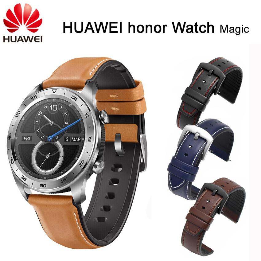 Huawei Honor Watch magique montre intelligente Sport sommeil courir cyclisme natation montagne GPS 1.2