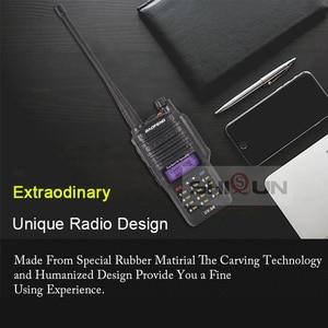 Image 5 - 8W Baofeng UV 9R IP67 Waterproof Dual Band 136 174/400 520MHz Ham Radios 10KM Baofeng 8W Walkie Talkies 10 KM UV 9R UV 82 UV XR