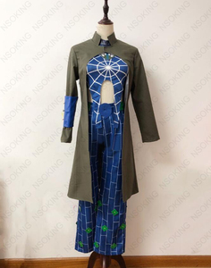 Image 5 - أزياء جوجو التأثيرية للمغامرة الغريبة أنيمي جوجو كوجوه كوجو مصنوعة حسب الطلب