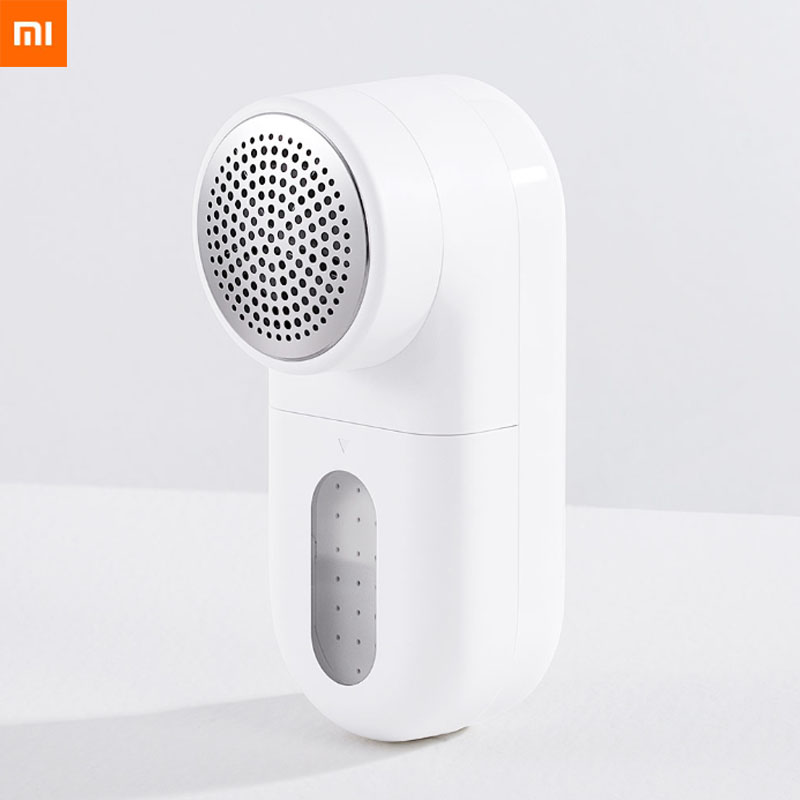 Xiaomi Mijia 90-Minute Working Efficient Cleaning Lint Remover Trimmer 0.35mm Micro Arc Knife Net 5-leaf Cyclone Floating Cutter