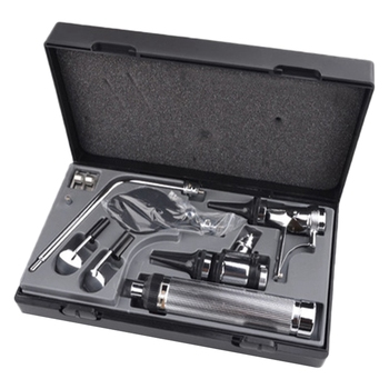 Multi-Purpose Set Professional Diagnostic ENT Kit Direct Ear Care Otoscope Ophthalmoscope Diagnostic Device