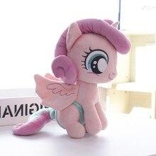 Единорог Flurry Сердце Мягкие животные лошадь плюшевая Детская кукла игрушки отличный подарок
