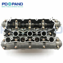 Montagem de cabeça de cilindro do motor, 25k4f kv6 para land rover/rover 75 saloon/tourer/mg zs hatchback/zt saloon 2497cc v6 2.5l