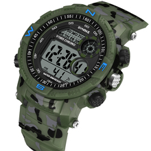 Men Watches Military-Watch SYNOKE Sport Outdoor Waterproof Electronic Casual Relogio