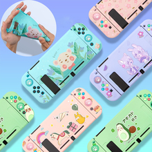 Cover-Box Shell Switch-Accessories Joy-Con-Controller-Shell Hard Tpu Nintend for Cute