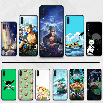 One piece Sauron Soft Silicone TPU Phone Cover For Samsung S6 S7 edge S8 S9 S10 e plus A10 A50 A70 note8 J7 2017 image