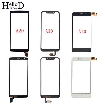 Mobile Touch Screen Panel For BlackView A10 A20 / A20 Pro A30 Touch Screen Digitizer Panel Front Gla
