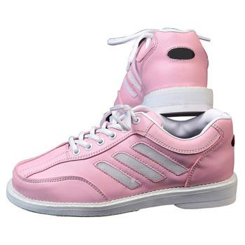 Sportowe buty do gry w kręgle akcesoria damskie buty do gry w kręgle tenisówki sportowe buty kobieta skórzane buty na płaskiej podeszwie ZJ55 tanie i dobre opinie Swokii WOMEN CN (pochodzenie) RUBBER Spring2019 Pasuje prawda na wymiar weź swój normalny rozmiar Stretch Spandex Profesjonalne