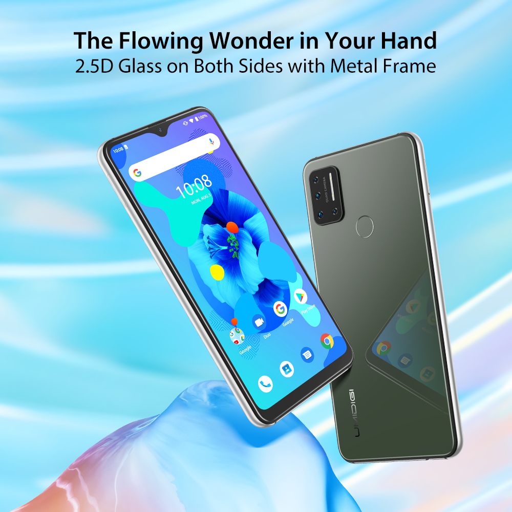UMIDIGI A7 Android 10 6.49'' Large Full Screen 4GB 64GB in Accra-Ghana 6