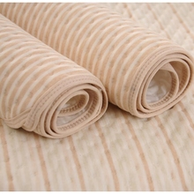 baby waterproof bed sheet breathable washable color cotton diaper changing mat newborns mattress infant baby care accessories