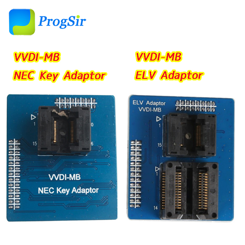 VVDI-MB NEC Key Adaptor ELV Adapter For VVDI MB BGA