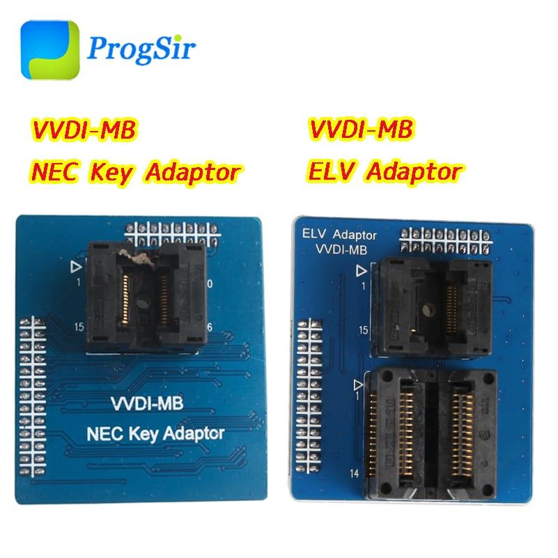 VVDI-MB NEC Key Adaptor ELV Adapter For VVDI MB BGA