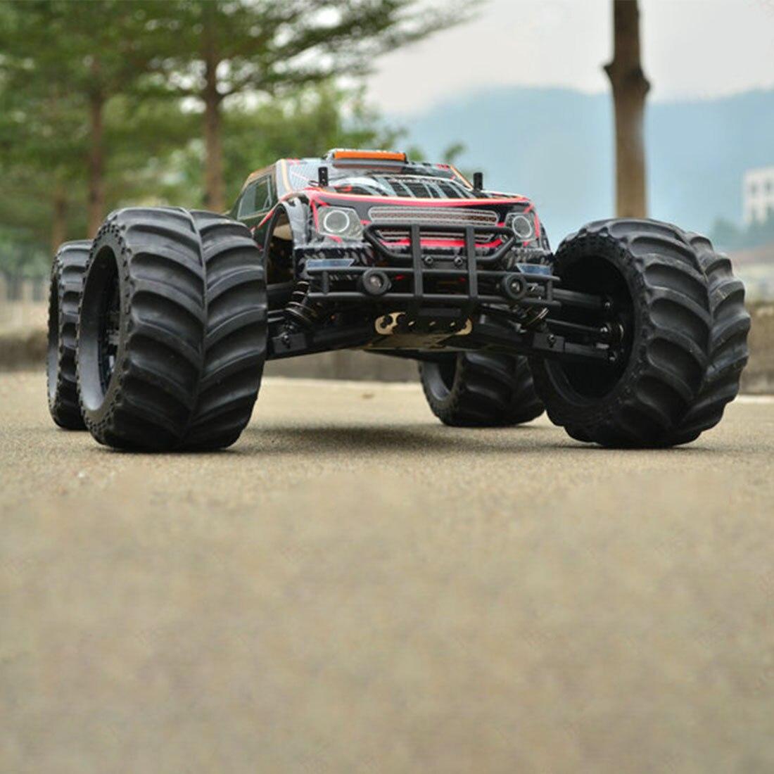 Jlb Racing 1:10 4WD Rc Borstelloze Monster Truck Off Road Voertuig Waterdichte Rc Auto Met Wheelie Functie Speelgoed Voor kid Rtr Versie - 3