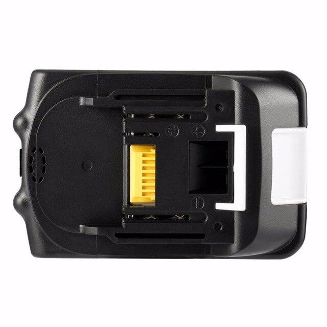 Original pour makita 18v 6000mah 6.0ah batterie rechargeable outils électriques avec led li-ion lxt remplacement bl1860b bl1860 bl1850