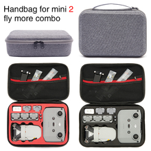 DJI Mavic Mini 2 حقيبة التخزين مقاوم للماء حمل حقيبة ل DJI Mini 2 التحكم عن بعد الجسم حقيبة الإكسسوارات