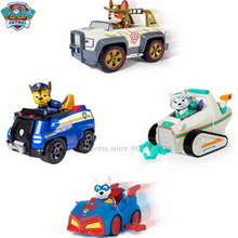 цены Paw patrol S3 series genuine Wang Wang team outstanding power toy full section Want Want team puppy dog patrol rescue vehicle
