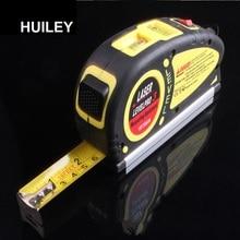 2 Way Bubbles Laser Levels Multipurpose Laser Horizon Vertical Measurement 5.5 Meter Tape Measure Infrared Level Ruler Measuring стоимость