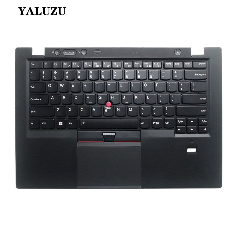 NEW US Laptop Keyboard For Thinkpad X1 Carbon X1C 2013 MT 3443 3444 3446 3448 3460 3462 3463 With Backlight Cover