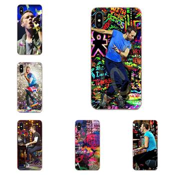 TPU Phone Case Cover Chris Martin Coldplay Piano Viva La Live For Xiaomi Redmi Note 2 3 3S 4 4A 4X 5 5A 6 6A Pro Plus image