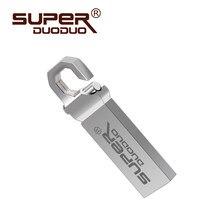 Unidad Flash USB de Metal unidad de memoria usb de 64 gb, 16GB, 4 GB, Pendrive de 32gb, unidad de memoria Flash de 128gb waterdicht