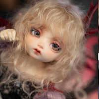 Ena 1/7 Märchenland Realfee BJD Puppen Harz SD Spielzeug für Kinder Freunde Überraschung Geschenk für Jungen Mädchen Geburtstag