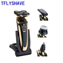 TFLYSHAVE Shaver For Men Electric Shaver Facial Shaving Mach
