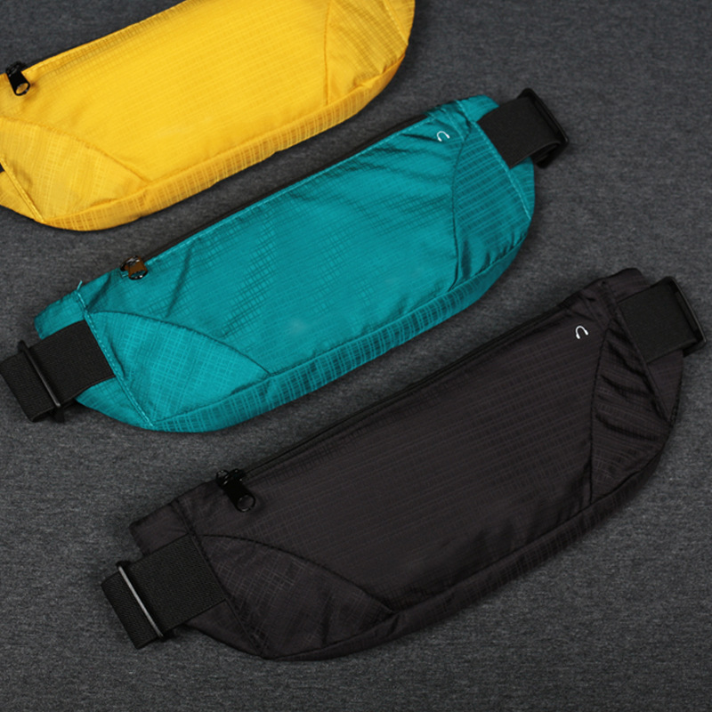 Outdoor Sports Waist Pack Running Phone Bag Ultra-light Large-capacity Waterproof Personal Climbing Multi-function Bag