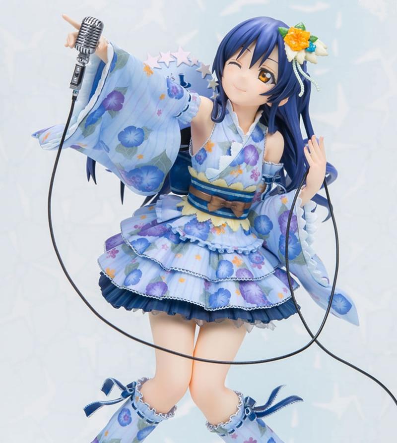 School Idol Festival Umi Sonoda 1//7 Scale PVC Figure Toy New Anime Love Live