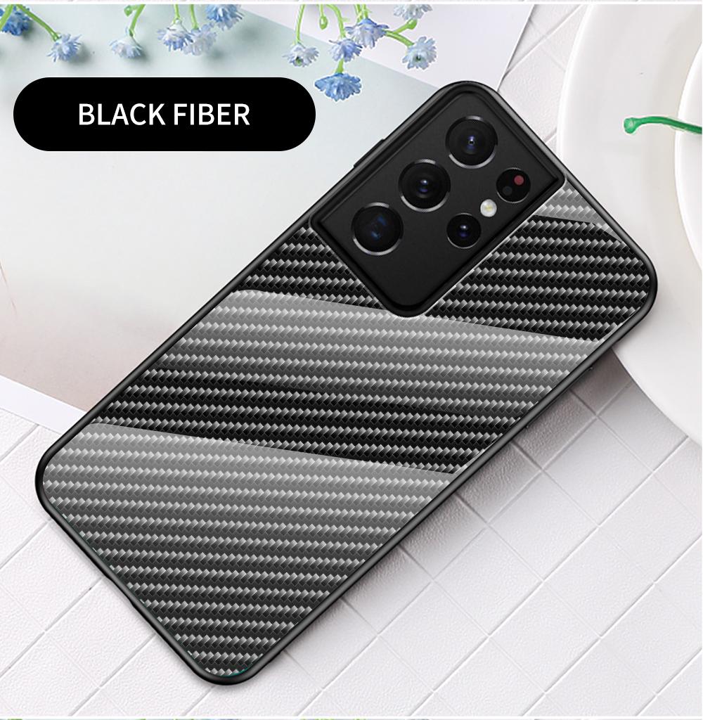 Galaxy S21 Ultra Carbon Fiber Case 14