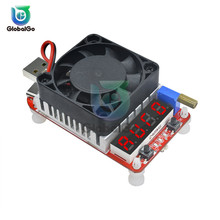 DM35 DM25 Micro Type-C USB Intelligent Electronic Load 25W 35W Type C USB LED Power Charger Battery Voltage Capacity Tester ebd m05 mini electronic load tester battery capacity power bank charger and mobile power test equipment 0 1 19 5v 5a 30w