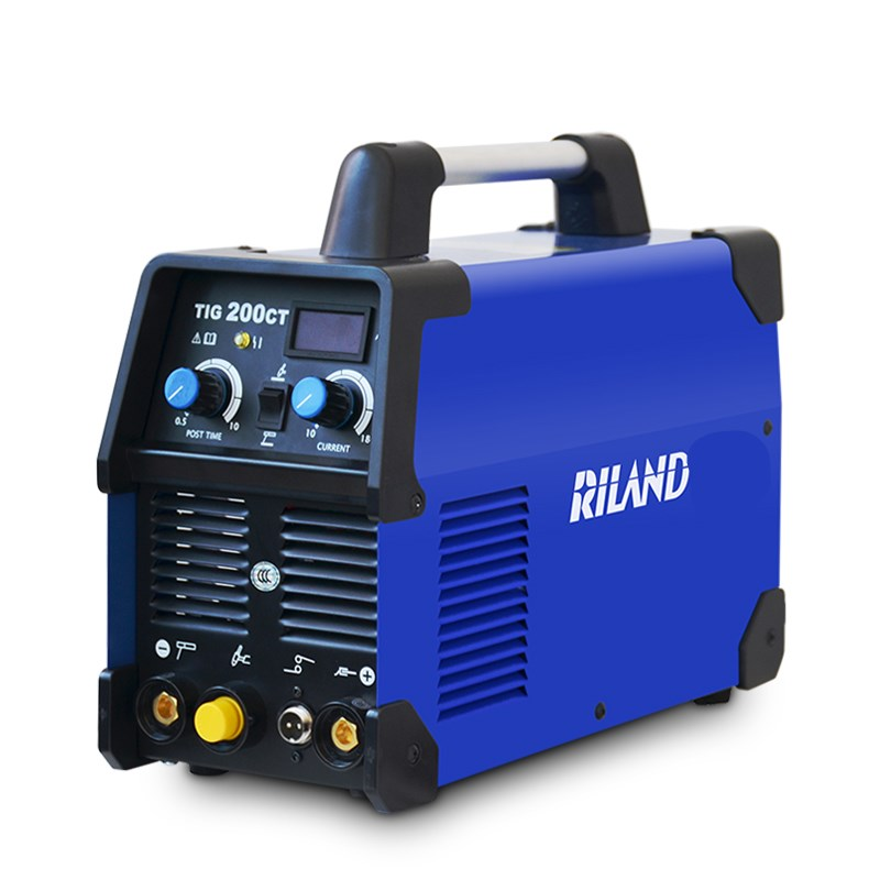 <font><b>TIG</b></font>-200CT inverter DC <font><b>TIG</b></font> arc welding / electric welding dual-purpose welding machine 220V portable image