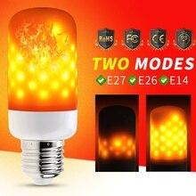 E27 Flame Bulb LED…