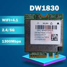 Network-Card DW1560 NGFF 1300mbps BCM943602BAED Wifi Wireless Support DW1830 Mac Os 0HHKJD