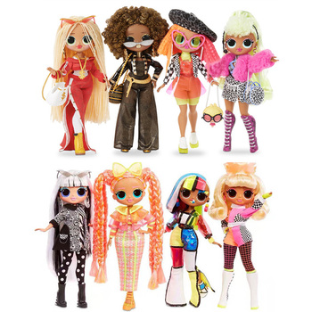 Top L.O.L. Surprise! O.M.G. Fashion OMG LOL Doll Fashion Doll & Sister Collect All Doll