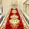 Европейский стиль Коврики для прихожей  отелей  длинных коридоров  коридоров  ковров для дома  лестниц  свадебных напольных ковров  коридоро...