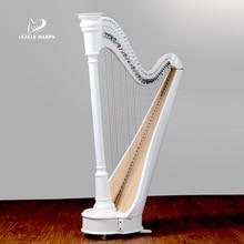 Blanche eagleharp 38 strings professional harp instrument handmade harp maple