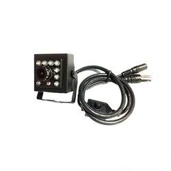 HD typ mini menu osd AHD1080P/2MP bezpieczeństwo w domu kryty podczerwieni 940NM noktowizor kamera telewizji przemysłowej darmowa wysyłka w Kamery nadzoru od Bezpieczeństwo i ochrona na