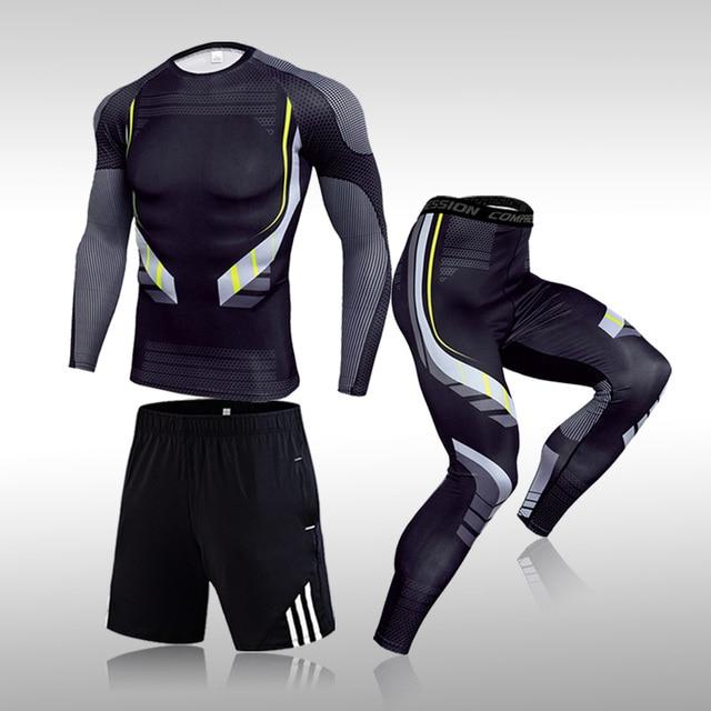Men's Workout Sports Suit  5