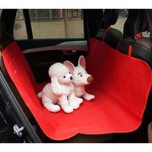 Автомобильный водонепроницаемый чехол на заднее сиденье для