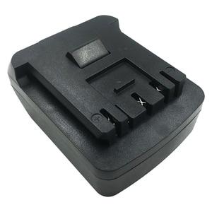 Battery Adapter for Dewalt 18V/20V Li-Ion Battery to for  18V Battery Adapter Current Converter