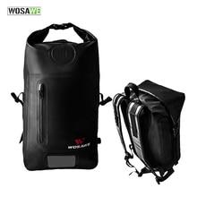 Backpack Outdoor Dry-Pack-Bag River-Trekking-Bag Kayaking Drifting Waterproof Wet WOSAWE