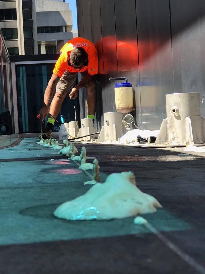 Затирочная машина водостойкая эпоксидная/полиуретановая пена насос для впрыска бетона ремонт трещин ремонт водонепроницаемый - 4