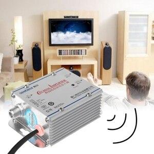 Image 4 - Amplificador de señal de TV por Cable CATV de 2 vías, 220V, conjunto Divisor de antena, banda ancha, equipos de Tv para el hogar, 45Mhz a 860MHz