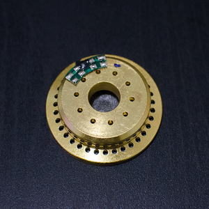 Image 5 - 45MM 250 Ohm T2 kulaklık hoparlör ünitesi saf bakır DIY Audiophile hoparlörler 45 50MM 118dB/W